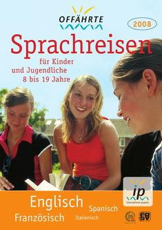 Sprachreisen für Kinder und Jugendliche von 10 bis 17 Jahren