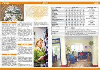 Erwachsenen-Sprachreisen Granada 2008