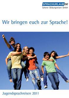 Sprachreisen für Kinder und Jugendliche von 8 bis 17 Jahren 2011