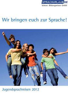 Jugendsprachreisen 2012