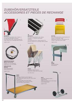 filz f r st hle in zubeh r ersatzteile 2011 von freemobil ag. Black Bedroom Furniture Sets. Home Design Ideas