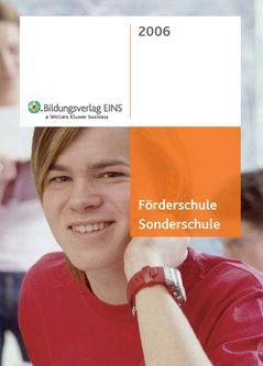 Förderschule und Sonderschule