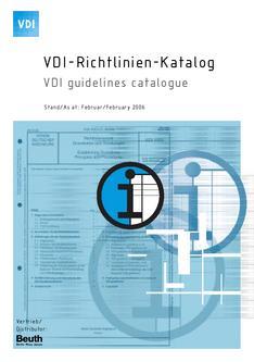VDI Richtlinien Katalog 2006