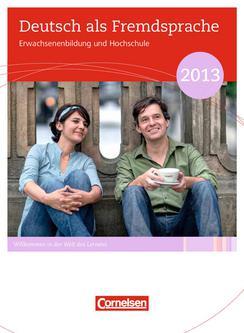 Erwachsenenbildung und Hochschule Deutsch als Fremdsprache 2013