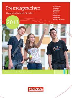 Fremdsprachen 2013
