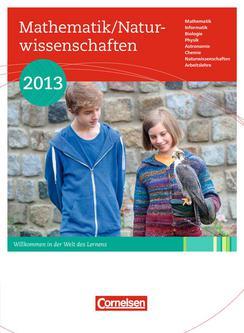 Mathematik/Naturwissenschaften 2013