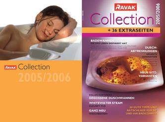 Ravak Badezimmer Collection 2005