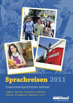 Erwachsenensprachreisen 2011