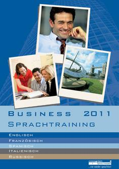 Business Sprachtraining 2011