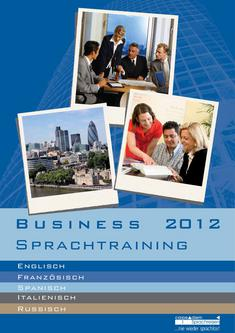 Business Sprachtraining 2012