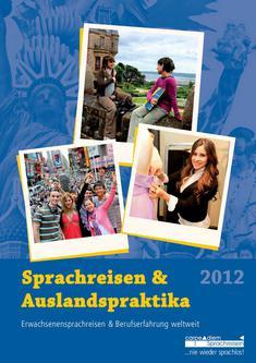 Sprachreisen für Erwachsene 2012