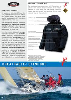 MUSTO YACHTING 2007 Teil 2