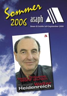 Asaph Sommer 2006 - News & Inside
