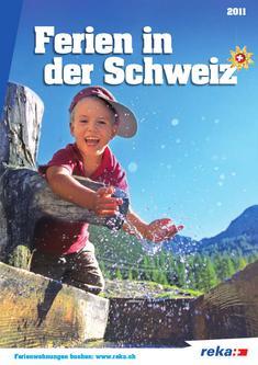 Ferien in der Schweiz 2011