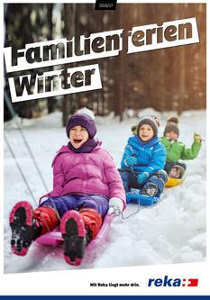 Familienferien Winter 2016/17