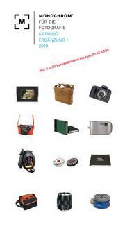 Katalog Ergänzung I 2010