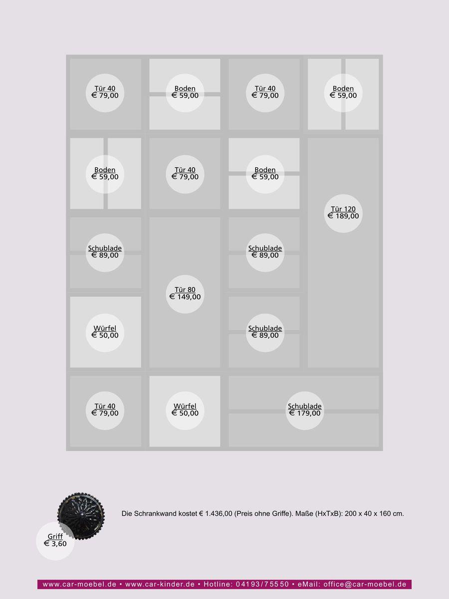 Würfelmodule 2014 von car-Selbstbaumöbel