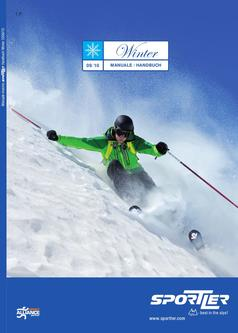 Sportler Handbuch Winter 2009/2010