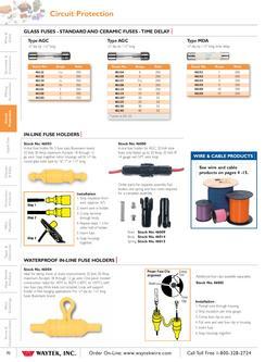 Wire & Cable Kataloge