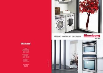 Blomberg Katalog 2013