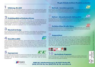 Liebherr Energie-Broschüre 2012
