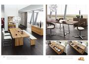 team 7 tisch in team 7 2011 von delta m bel. Black Bedroom Furniture Sets. Home Design Ideas