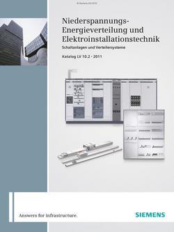 Schaltanlagen und Verteilersysteme 2011