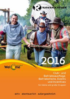 Welcome Münsterland 2016
