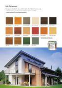 naturfassaden 2011 von osmo holz und color gmbh co kg. Black Bedroom Furniture Sets. Home Design Ideas