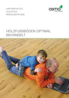 Holzfussböden optimal behandelt 2011