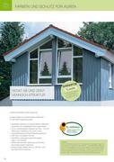 osmo holz und color in fassade 2012 von osmo holz und color gmbh co kg. Black Bedroom Furniture Sets. Home Design Ideas