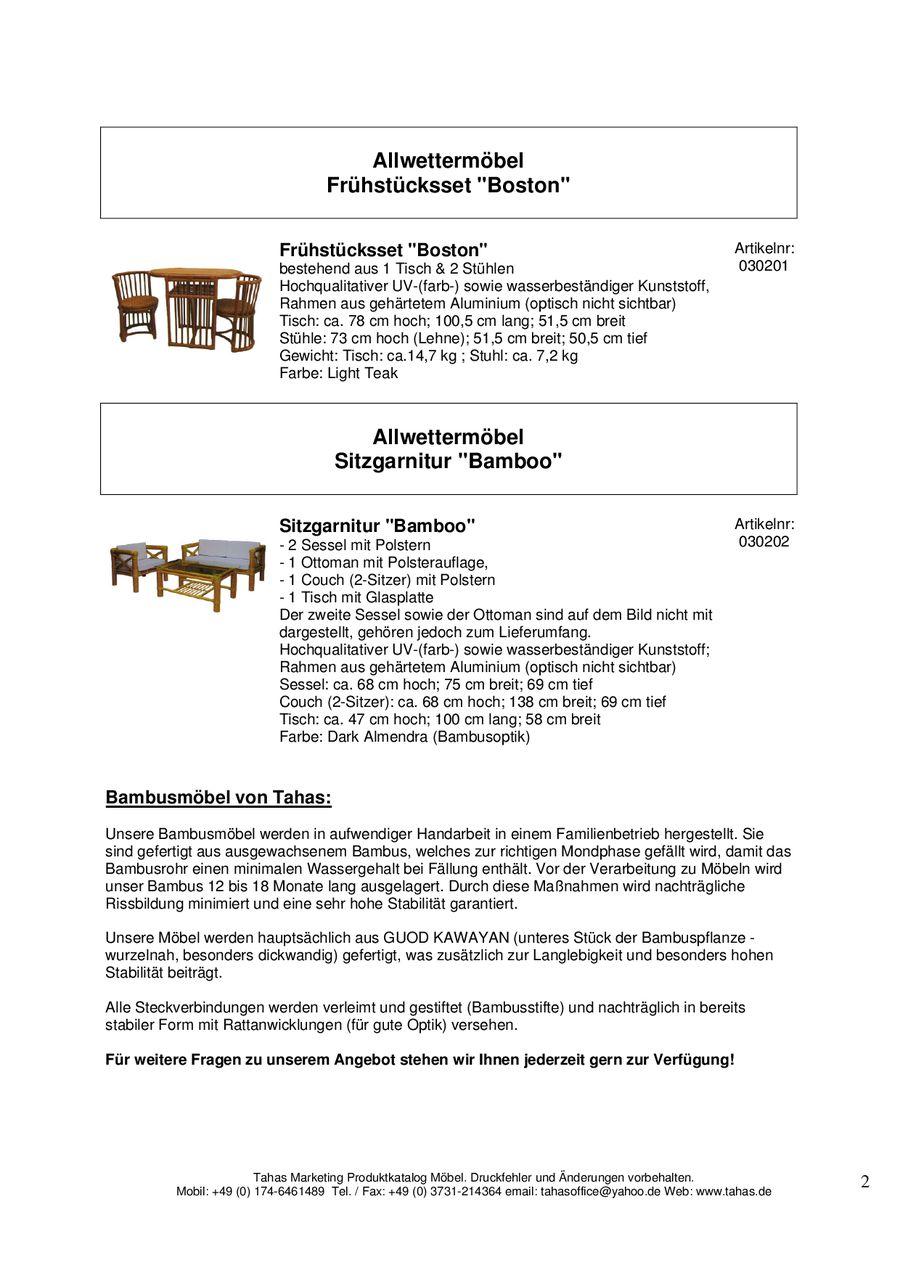 Seite 14 von Möbelkatalog 2007
