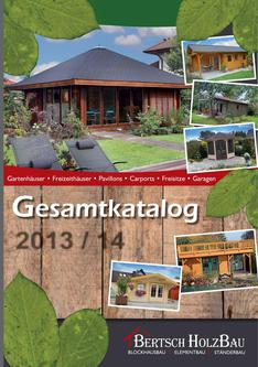 Gartenhäuser Exklusiv 2013/2014