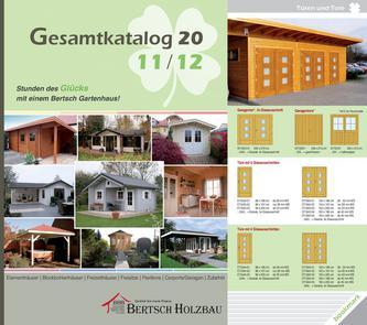 Gartenhäuser 2011 Bertsch