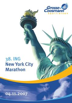 New-York-City-Marathon - 4. November 2007