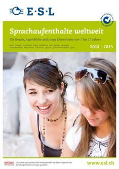 Sprachreisen für Jugendliche 2012-13