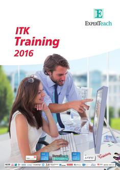 ITK Training 2016