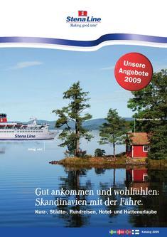 Skandinavien mit der Fähre 2009