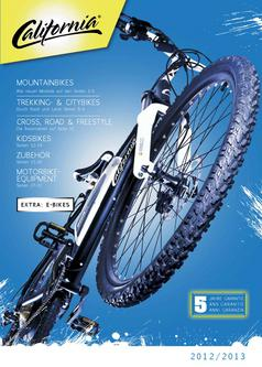 California Bikekatalog 2012/13