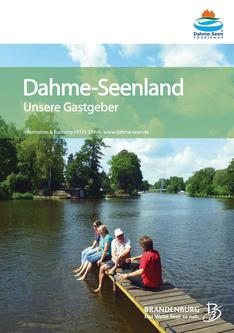 Gastgeberverzeichnis Dahme-Seenland 2014
