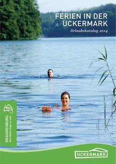 Urlaubskatalog Uckermark 2014, Seiten 1-25