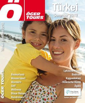 Türkei Reisen - Sommer 2012