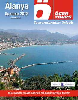 Hotels in Alanya - Sommer 2012