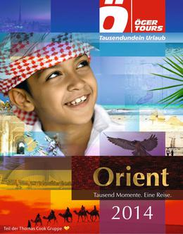 Orient - Sommer 2014 (Mai - Oktober)