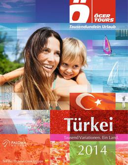 Türkei - Sommer 2014 (April - Oktober)