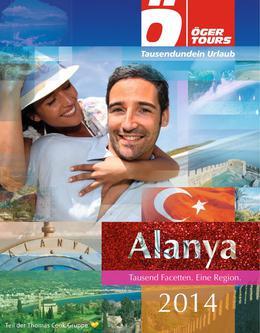Alanya - Sommer 2014 (April - Oktober)