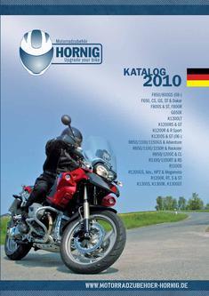 BMW Motorradzubehör 2010