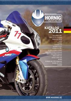 BMW Motorradzubehör Katalog 2011