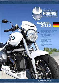 BMW Motorradzubehör Katalog 2012