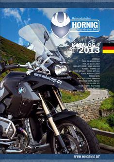 BMW Motorradzubehör 2013